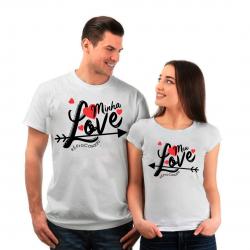 Camisa Feminina Rede de Casais